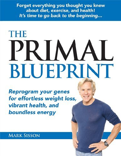 Currently Reading The Primal Bluepring