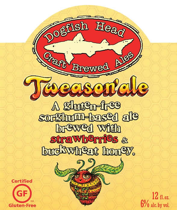 Another Paleo Friendly Beer from Dogfish Head: Teason'ale